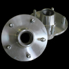 Ford Reproduction Front Hub Aluminum