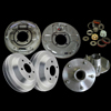 Complete Front Drum Brake Kit Early Ford